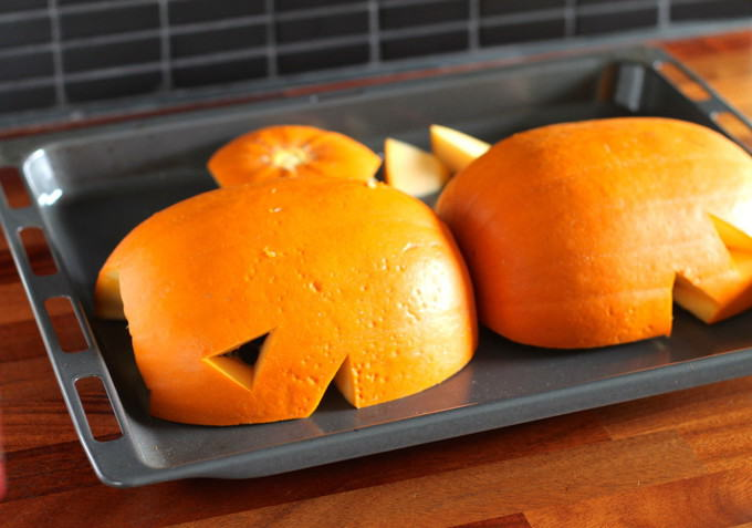 how to cook your jack o' lantern