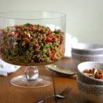 multigrain edamame salad