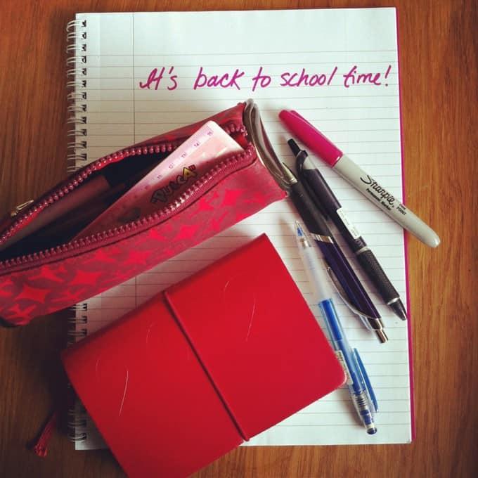 back to school recipe roundup!!!!