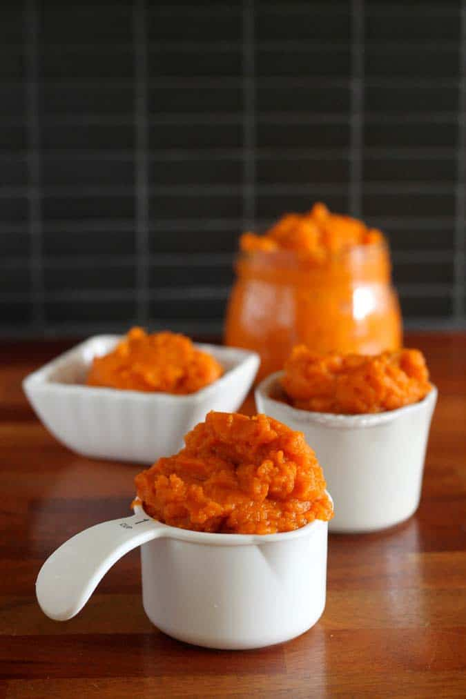 how to process a pumpkin // the muffin myth