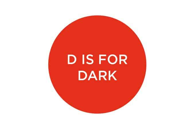 D is for dark - all about vitamin D // themuffinmyth.com