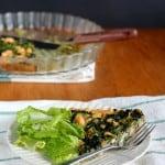 kale and white bean tortilla // www.heynutritionlady.com