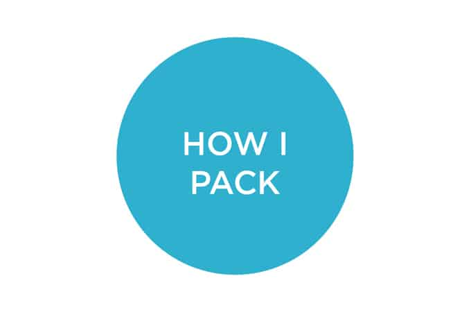 how I pack a week's worth of lunches on a Sunday afternoon {video} // www.heynutritionlady.com