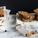 make and freeze breakfast bars