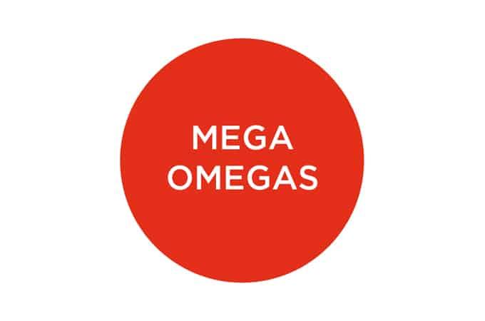 mega omegas - all about omega'3 // www.heynutritionlady.com