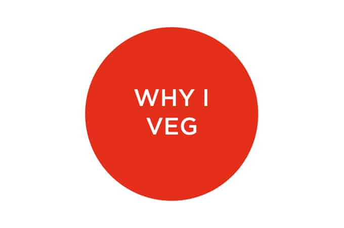 why I veg – thoughts on vegetarianism