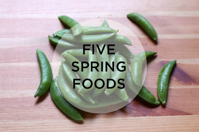 5 spring foods you should eat