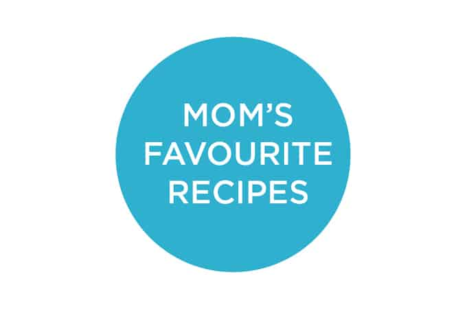 mom's favourite recipes - a mother's day recipe roundup // www.heynutritionlady.com