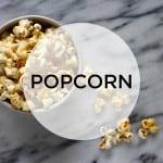 snack attack! popcorn