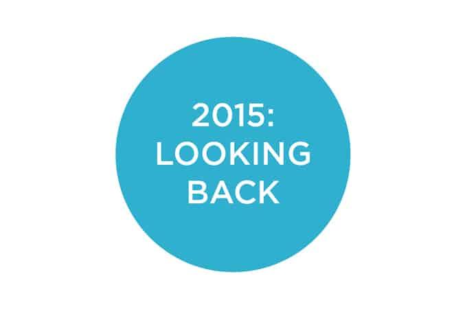 looking back on 2015 // www.heynutritionlady.com
