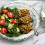broccoli quinoa nuggets