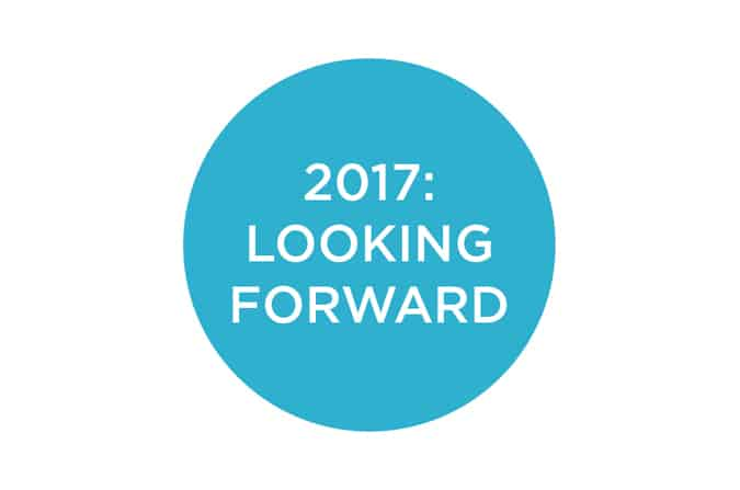 2017: looking forward // themuffinmyth.com