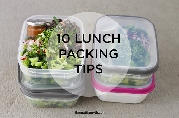 10 Lunch Packing Tips for Healthy and Tasty Lunches