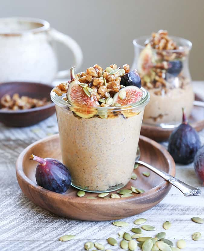 What's good around the web: Pumpkin Spice Chia Pudding
