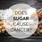 does sugar cause cancer? let's move past the sensationalist headlines and dig into the research // www.heynutritionlady.com