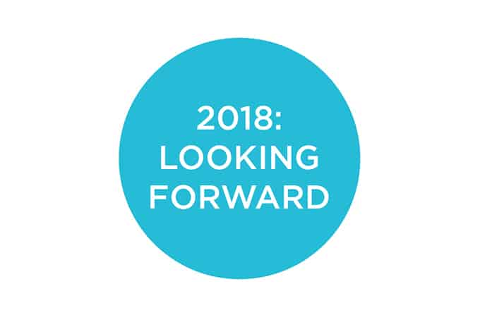 2018 looking forward