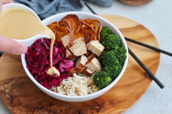 How to Make a Meal Bowl Without a Recipe