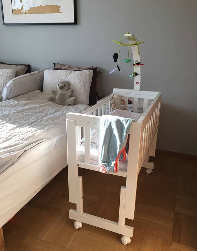 side sleeper cot