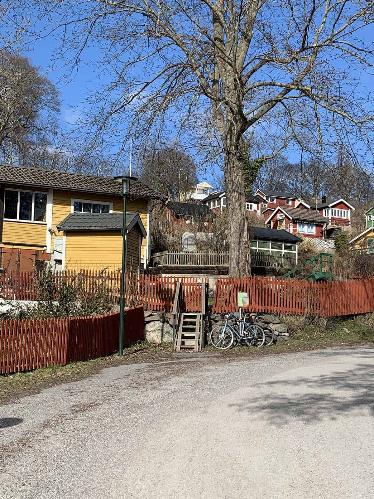 allotment gardens in Stockholm